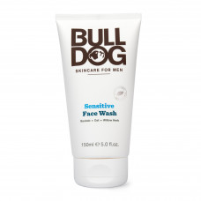 Bulldog Sensitive Face Wash 150 ml  - Čistící gel