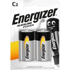 Energizer ALKALINE POWER C 2ks