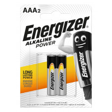 Energizer ALKALINE POWER AAA 2ks