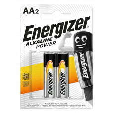 Energizer ALKALINE POWER AA 2ks