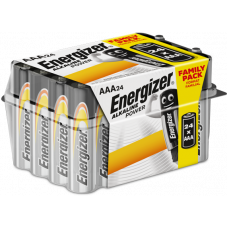 Energizer ALKALINE POWER Family Pack AAA/24