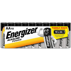 Energizer ALKALINE POWER Family Pack AA/10