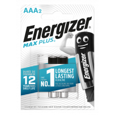 Energizer MAX PLUS AAA 2ks