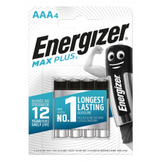 Energizer MAX PLUS AAA 4ks