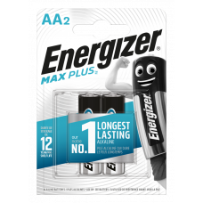 Energizer MAX PLUS AA 2ks