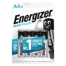 Energizer MAX PLUS AA 4ks