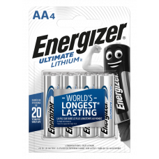 Energizer ULTIMATE LITHIUM AA 4ks