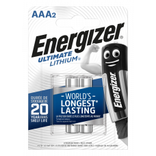 Energizer ULTIMATE LITHIUM AAA 2ks