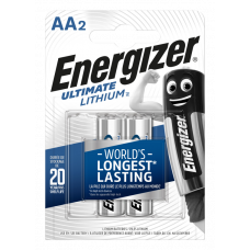 Energizer ULTIMATE LITHIUM AA 2ks