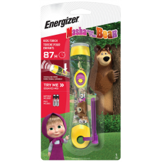 Energizer Macha & The Bear  Kids Hendheld 2xAAA