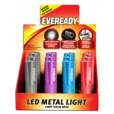 Svítilna Eveready Colour Metal 3AAA